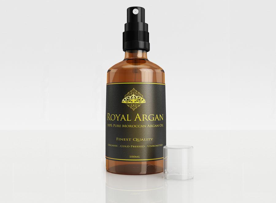 Royal Argan Oil 100ml Bottle